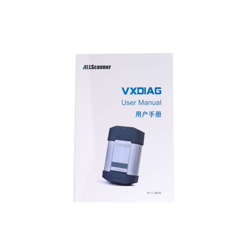 VXDIAG MULTI Diagnostic Tool for Porsche Piws2 Tester II V18.1 LAND ROVER JLR V154 with CF30 Laptop Support Wifi