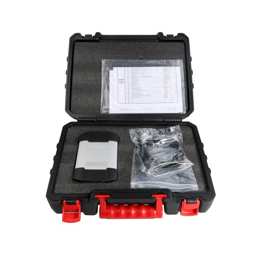 New ALLSCANNER VXDIAG MULTI Diagnostic Tool for BMW and BENZ with 1TB Software SSD