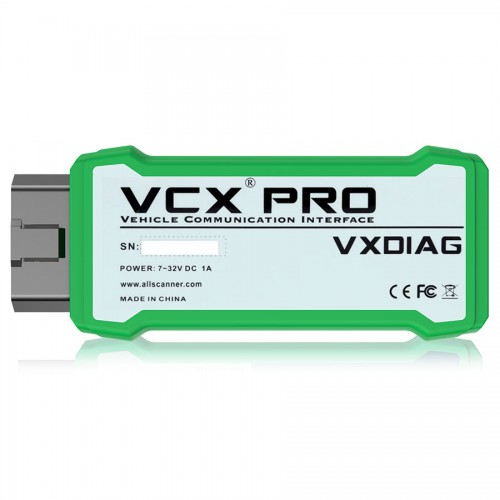 Clearance! VXDIAG VCX NANO PRO Diagnostic Tool For GM FORD MAZDA VW HONDA VOLVO TOYOTA JLR Free 3 Software Free Shipping