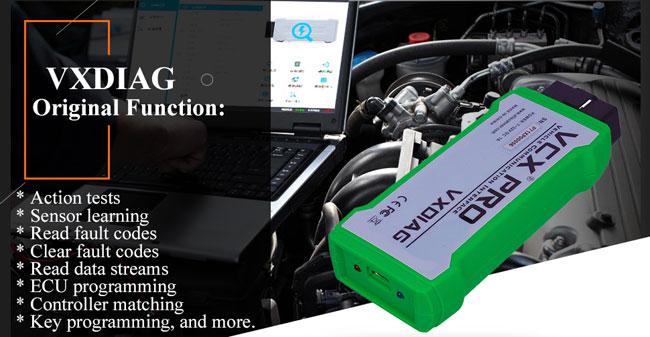 5th Anni Sale: New Product! VXDIAG VCX NANO PRO Diagnostic Tool For GM FORD  MAZDA VW HONDA VOLVO TOYOTA JLR Free 3 Software Free Shipping