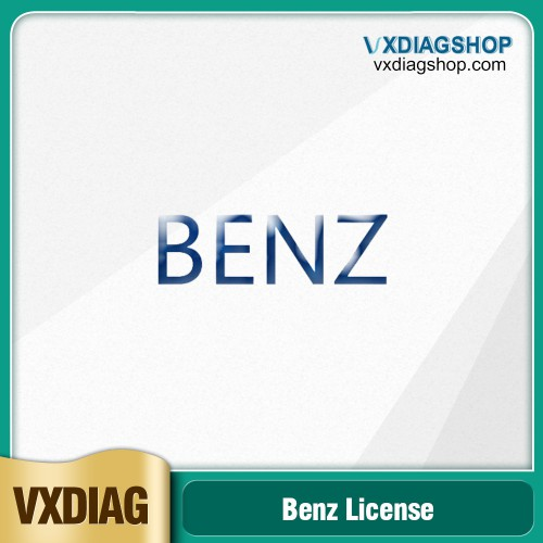 VXDIAG Multi Diagnostic Tool Software license for BENZ