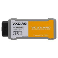 [US Ship] VXDIAG VCX NANO for Volvo Diagnostic Tool with VIDA 2014D Software Function Better than for Volvo Dice