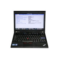 Second Hand Laptop Lenovo X220 I5 CPU 1.8GHz WIFI With 4GB Memory Compatible with VXDIAG Diagnostic Tools including BENZ BMW PIWIS Full Brands