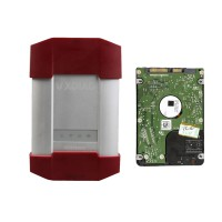 ALLSCANNER VXDIAG 3 in 1 Support BMW, VW, LAND ROVER JAGUAR with 2TB Hard Drive