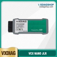 (Ship from US) V160 VXDIAG VCX NANO for Land Rover and Jaguar with JLR SDD Software