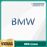Factory Promotion VXDIAG Multi Diagnostic Tool Software license for BMW