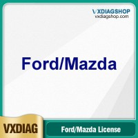 VXDIAG Multi Diagnostic Tool Software License for Ford/Mazda
