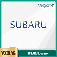 Factory Promotion VXDIAG Multi Diagnostic Tool Software license for Subaru
