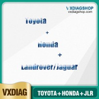Factory Promotion TOYOTA + HONDA + JLR Software License Package Free Shipping