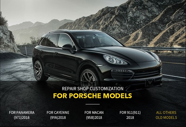 vxdiag-porsche-doip-vehicle