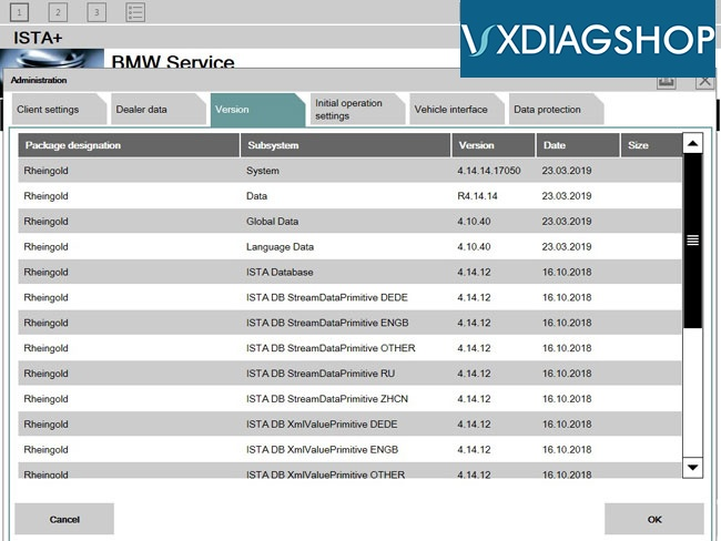 vxdiag-bmw-v2019-03-software-4